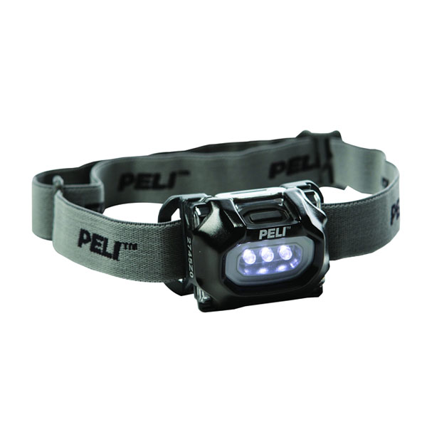 Peli 2755 HeadsUP Lite Head Torch (Zone 0)