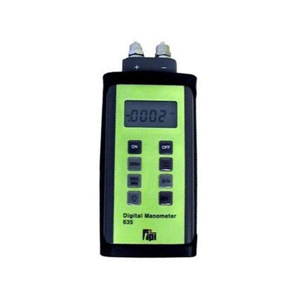 TPI 635 Dual Input Differential Manometer