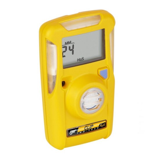 BW Clip 2 Year Disposable Gas Detector