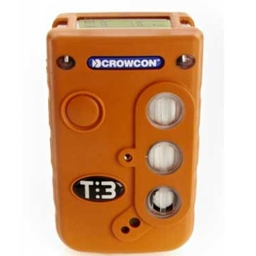 Crowcon T3 Gas Detector (with Optional Charger)