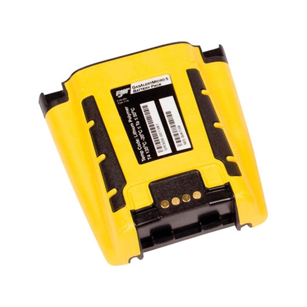 BW Micro 5 Alkaline Battery Pack, Yellow