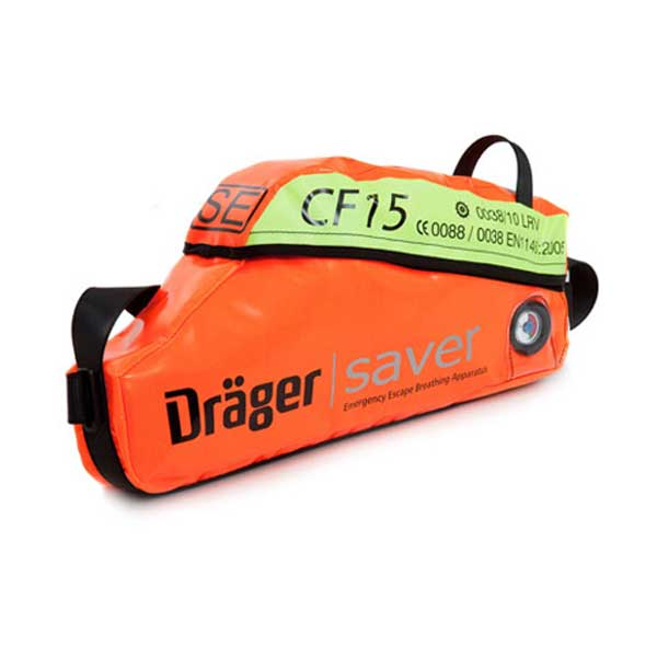 CF15 Saver Emergency Escape Breathing Apparatus