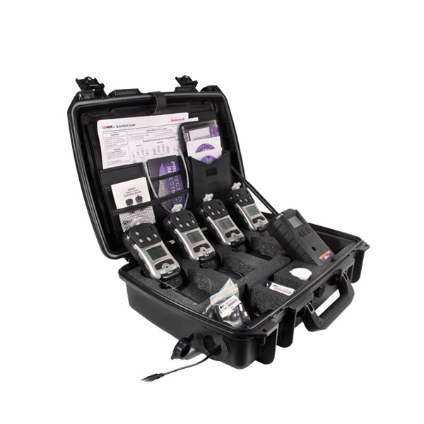 Rae Systems ConneXt Pack, Diffusion Set