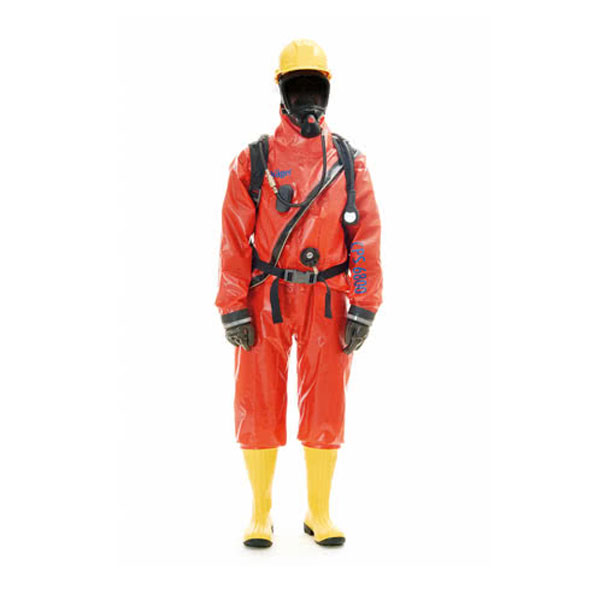 Dräger CPS 6800 Chemical Protection Suit