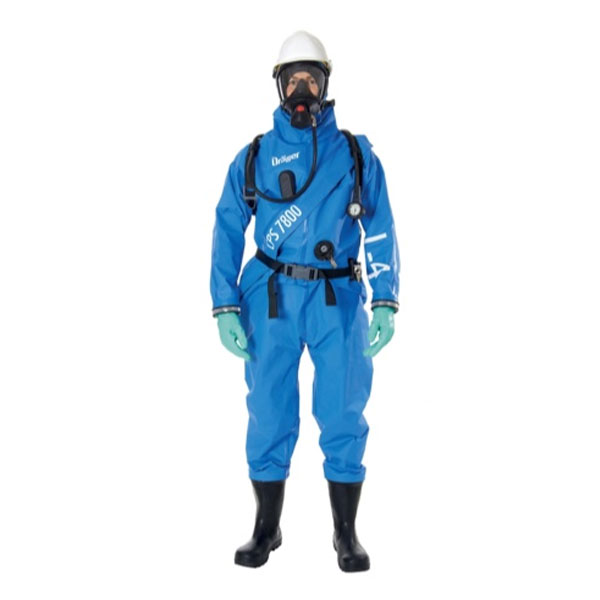 Dräger CPS 7800 Chemical Suit