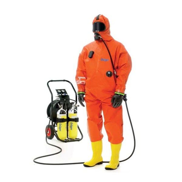 Dräger WorkMaster Industry Chemical Suit