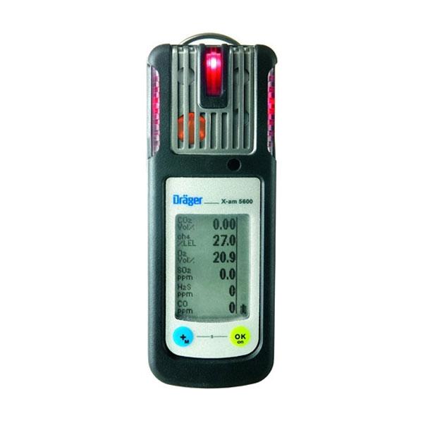 Dräger X-am 5600 Gas Detector