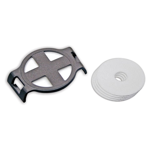 BW GasAlertMicroClip XT Auxiliary Filter Kit