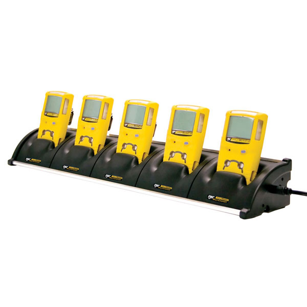 BW GasAlertMicroClip XL Multi-Unit Cradle Charger