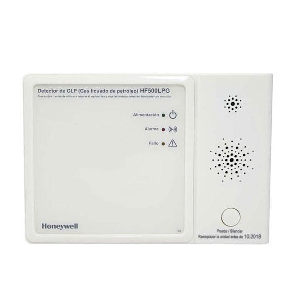 Honeywell HF500LPG (Hardwired LPG Alarm With Relay)