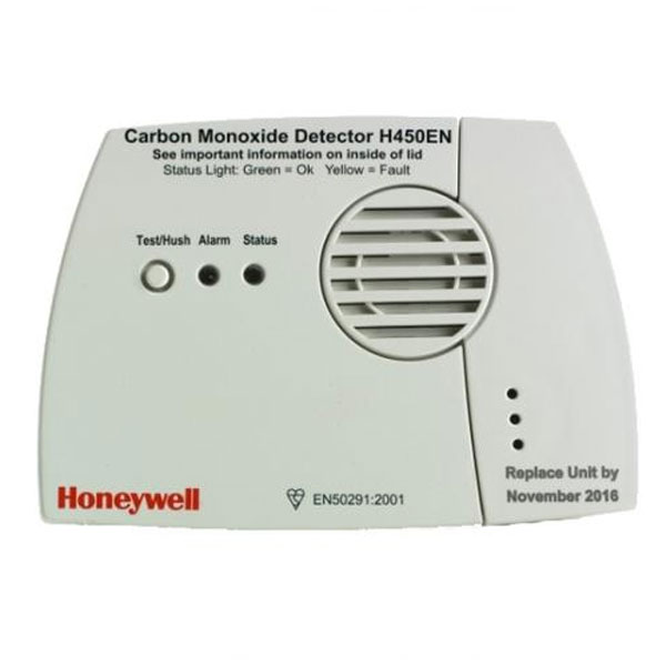 Honeywell H450EN Self-contained Carbon Monoxide Alarm