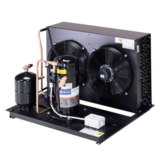 Bauer JUNIORII-W Compressor Unit