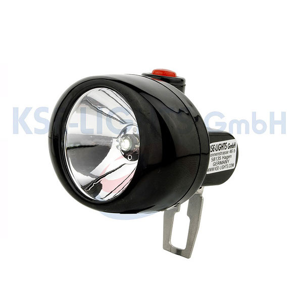 KSE LED Rechargeable Cordless Cap Lamp KS-7650 with ATEX