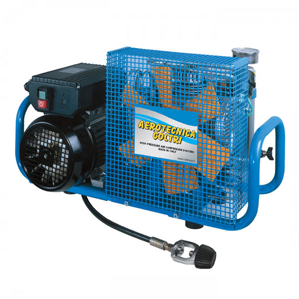 Coltri MCH 6 Portable Breathing Air Compressor