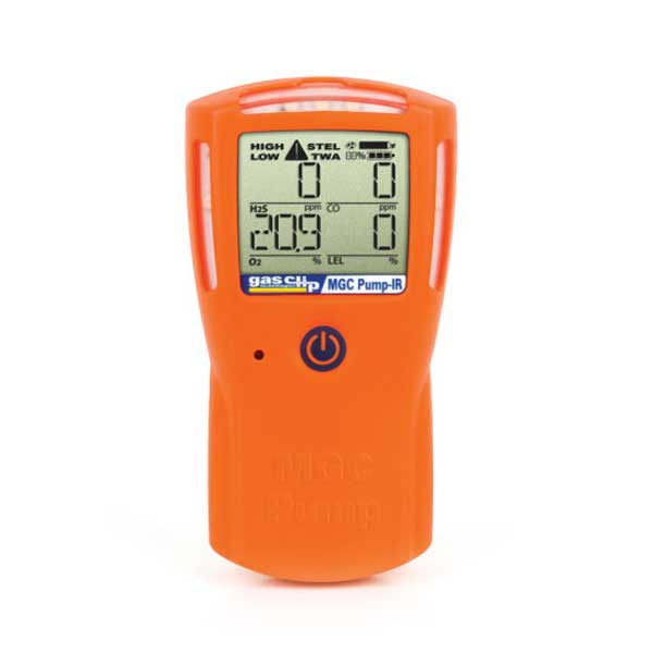 Gas Clip MGC IR Pumped Gas Detector