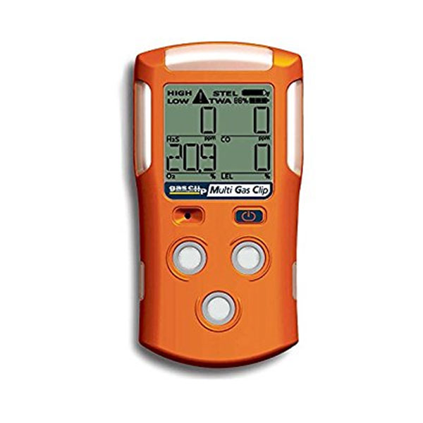 Gas Clip MGC Pump (Pellistor) Gas Detector - 30hrs Battery