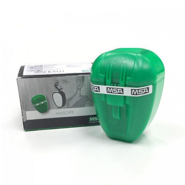 MSA Miniscape Respirator Out Of The Box