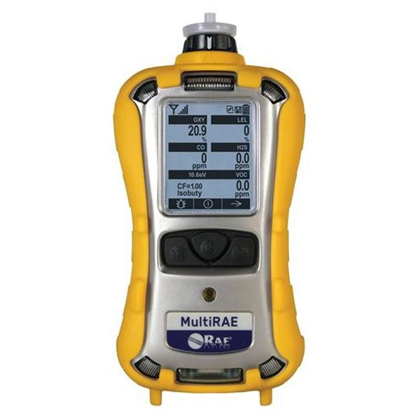 Rae Systems MultiRAE Non-Wireless Gas Detector