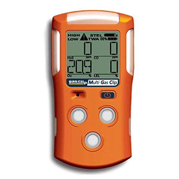 Gas Clip Multi Gas Clip (Pellistor) 30 Hour Battery