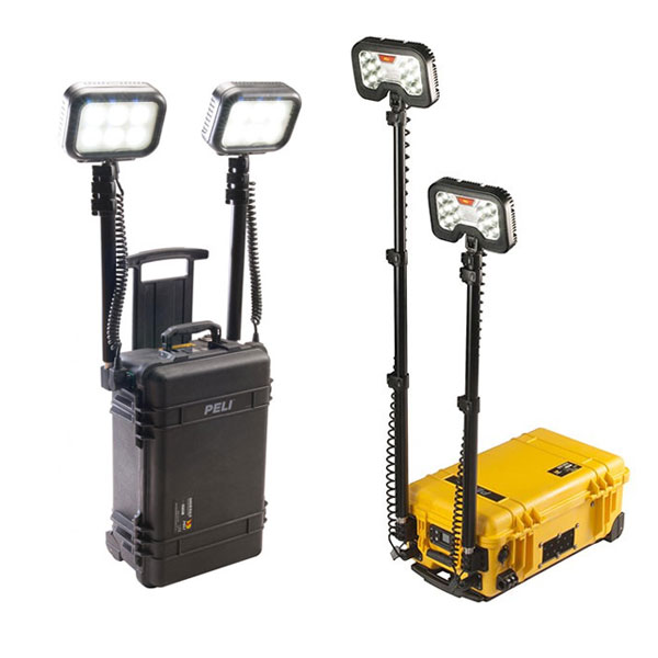 Peli Lighting System (In Yellow or Black)