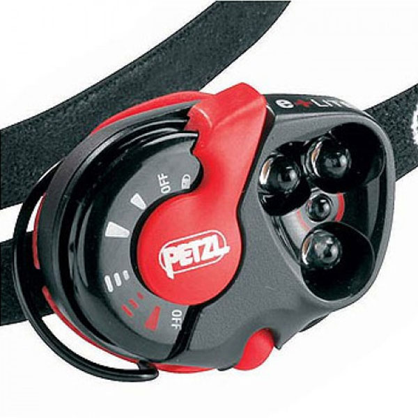 Petzl e+LITE Head Torch