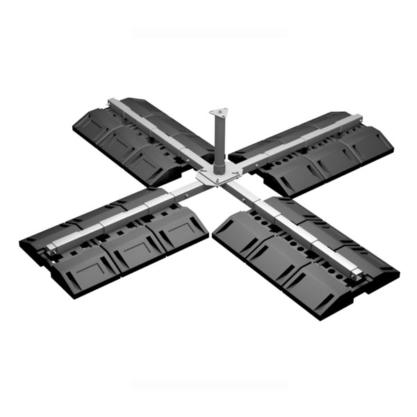 G-Force Portable Roof Man Anchor For 2 People