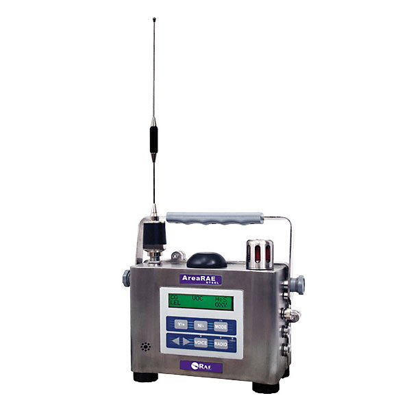Rae Systems AreaRAE Steel Gas Monitor