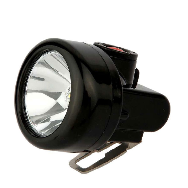 KSE Rechargeable LED Cap Lamp with 2-Step Illumination & CREE LED KS-7600-MC