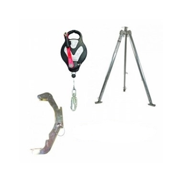 Ridgegear Tripod & Three Way Recovery Block (15m)