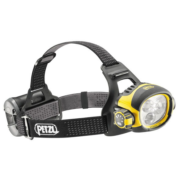 Petzl Ultra Vario Petzl Head Torch