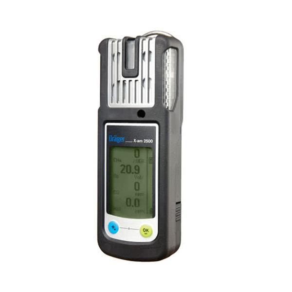Dräger X-am 2500 Gas Detector