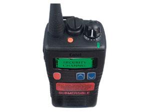 ATEX certified radios