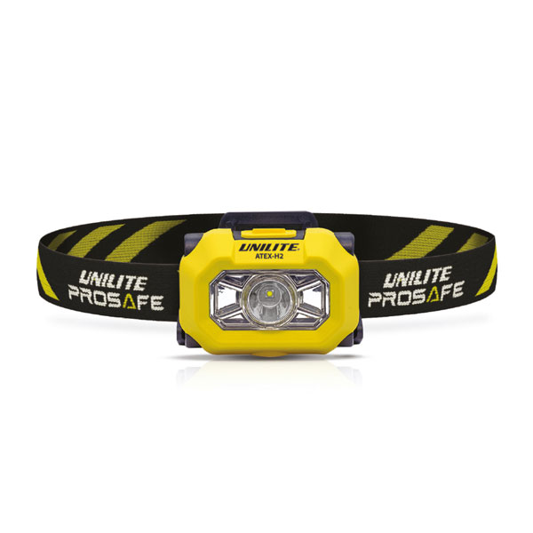 Unilite Atex H2 Zone 0 LED Head Torch