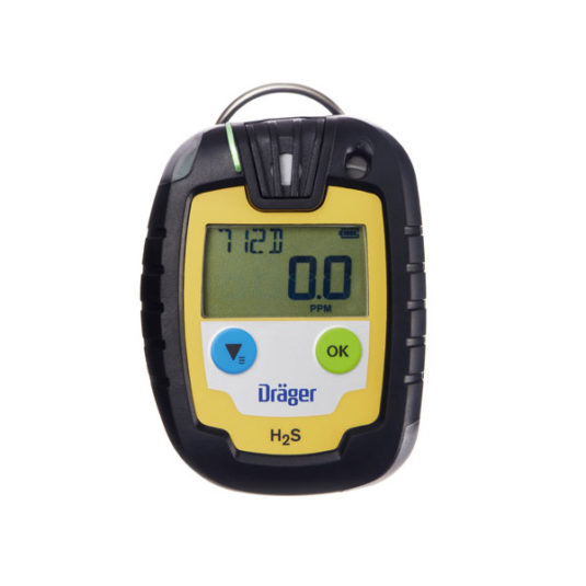 Drager PAC 6000 Gas Detector - H2S