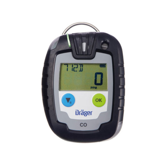 Drager PAC 6000 Gas Detector - CO