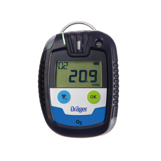 Drager PAC 6500 Gas Detector - O2