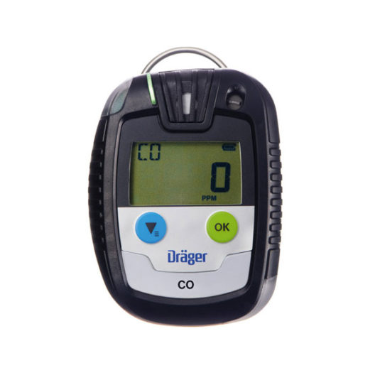 Drager PAC 6500 Gas Detector - CO
