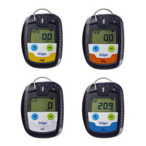 Dräger PAC 6500 Gas Detector - Main Product Image