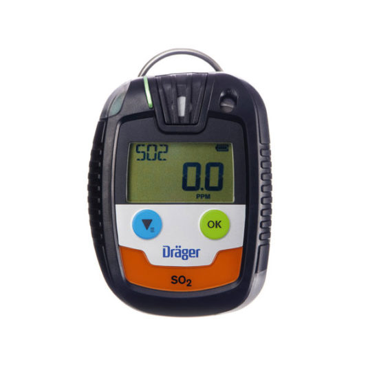 Drager PAC 6500 Gas Detector - SO2