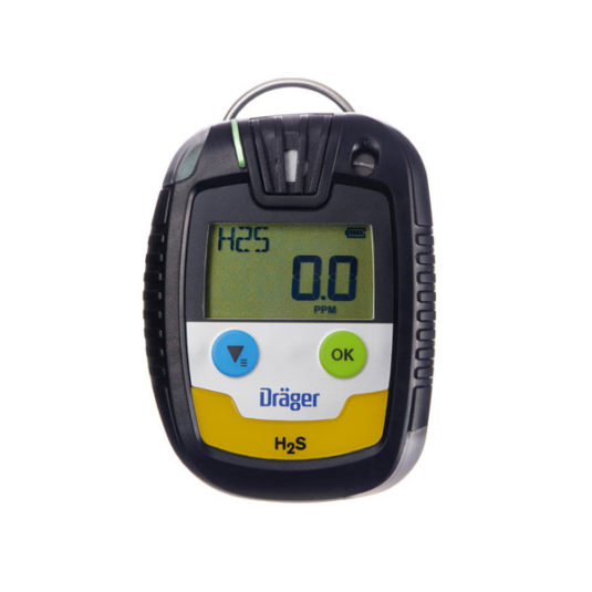 Drager PAC 6500 Gas Detector - H2S