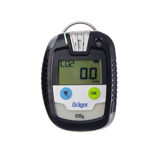 Drager PAC 8000 Gas Detector - CO2