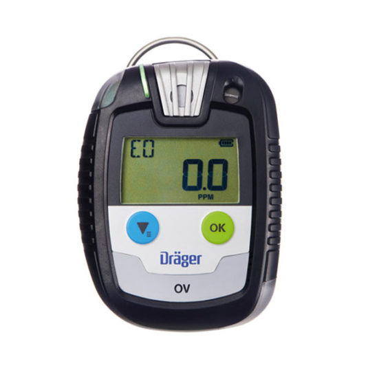 Drager PAC 8000 Gas Detector - OV