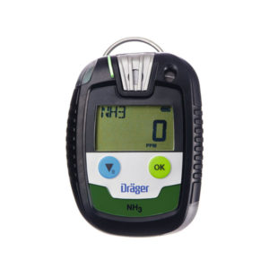 Drager PAC 8000 Gas Detector - NH3