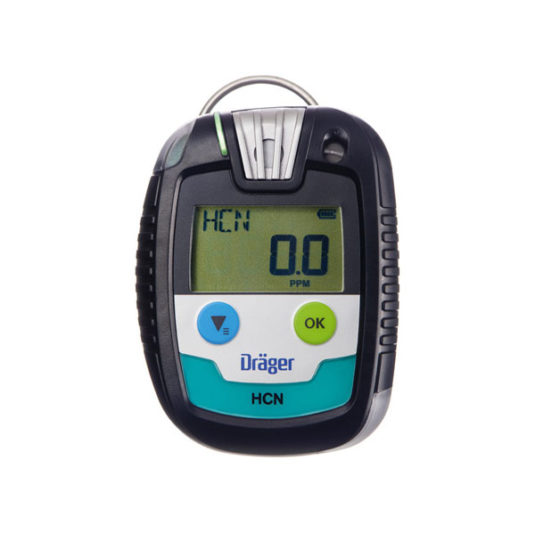 Drager PAC 8000 Gas Detector - HCN