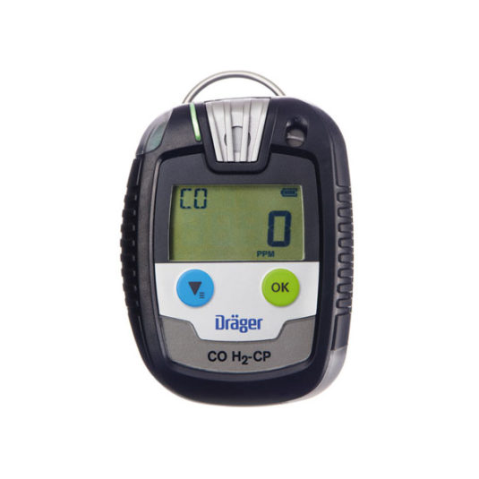 Drager PAC 8500 Gas Detector - CO H2-CP