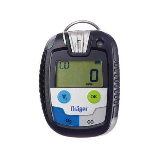 Drager PAC 8500 Gas Detector - CO / CO