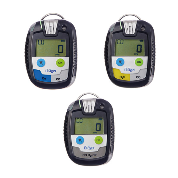 Dräger PAC 8500 Gas Detector - Main Product Image