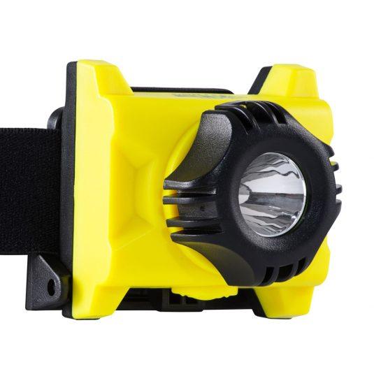 Unilite ATEX H1 Head Torch (Light Facing Right)