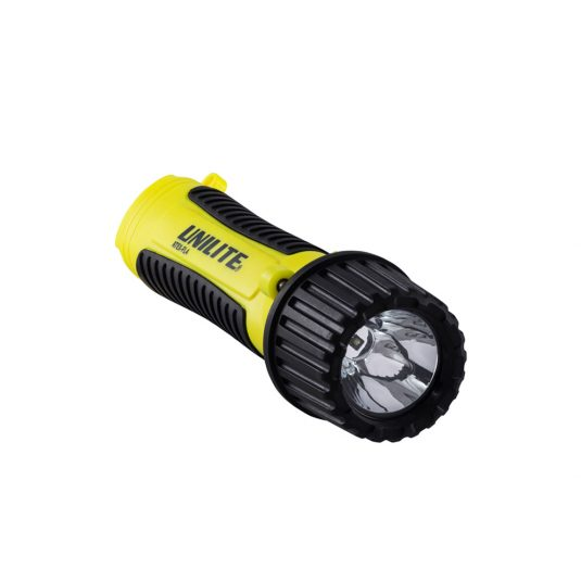 Unilite FL4 Hand Torch (Faced Flat)