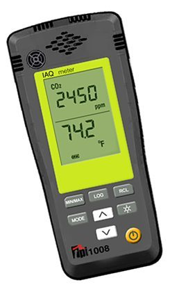 TPI Indoor Air Quality Meter